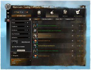 Guild Wars 2 Handelsposten