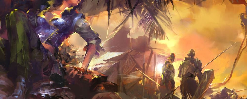 Guild Wars 2 Quartalszahlen schwächer: NCSoft sagt vielleicht bald irgendwas zu Erweiterung