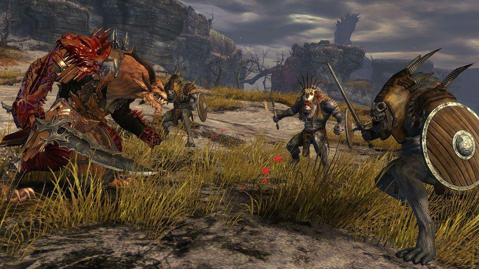 Guild Wars 2 Screenshot Charr
