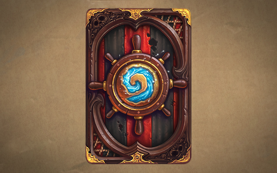 Hearthstone Piraten Kartenruecken