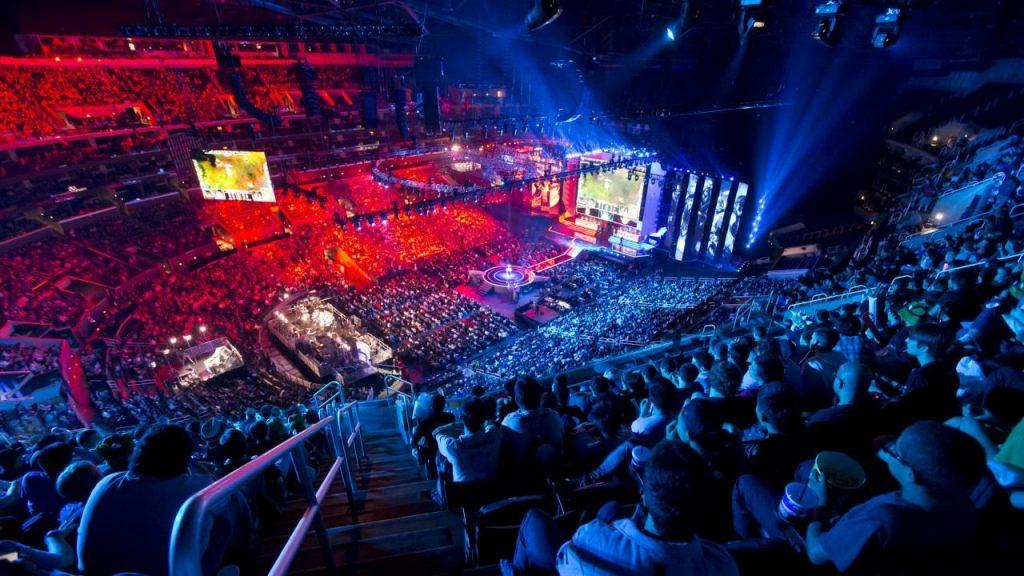 League of Legends Stadion