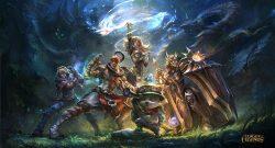 League of Legends Titelbild