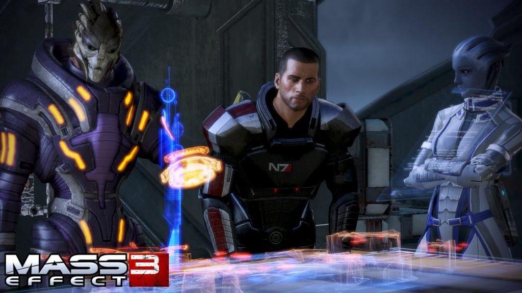 Mass Effect Story