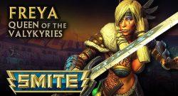 SMITE Gott Freya