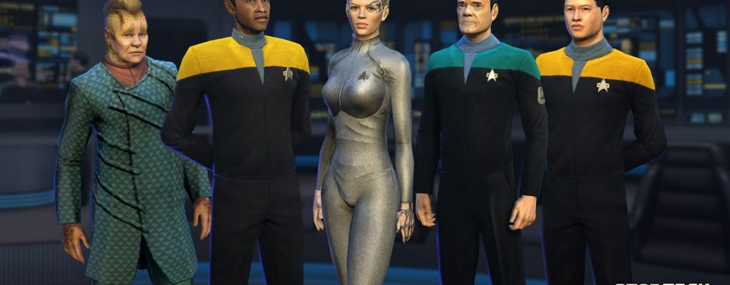 Ist Star Trek Online erfolgreich, weil es sich wie eine TV-Serie spielt?