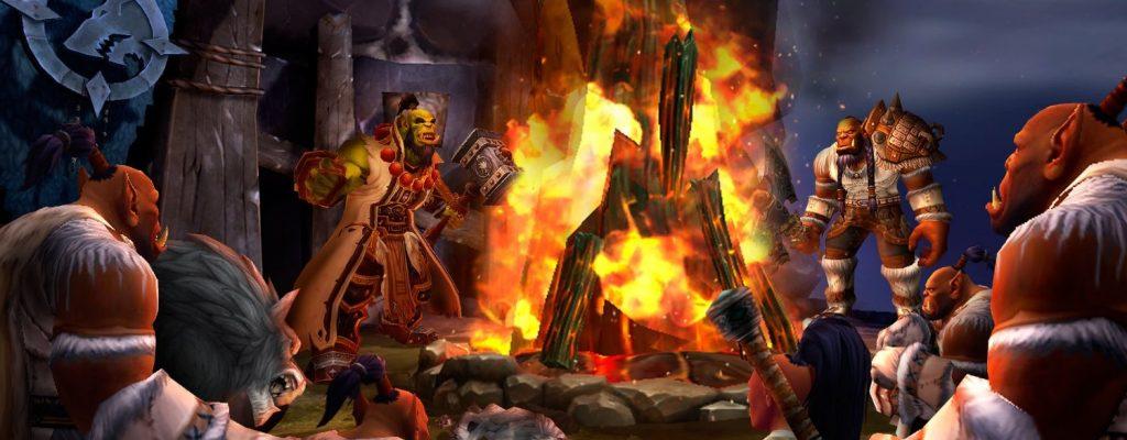 Mein MMO fragt: Wie viel Hintergrundgeschichte wollt Ihr in Euren MMORPGs?