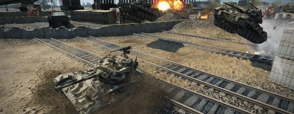 World of Tanks wie Mario Kart – die Panzerrally kommt