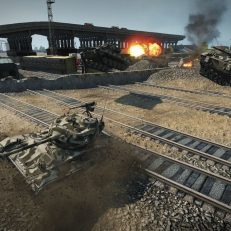 World of Tanks Rally Modus