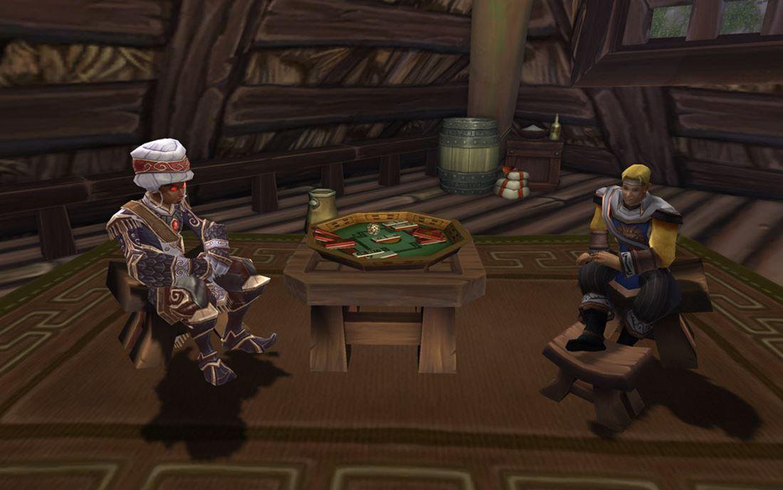World Of Warcraft Wow Spieler Keine Gesichtslosen Roboter Neuer