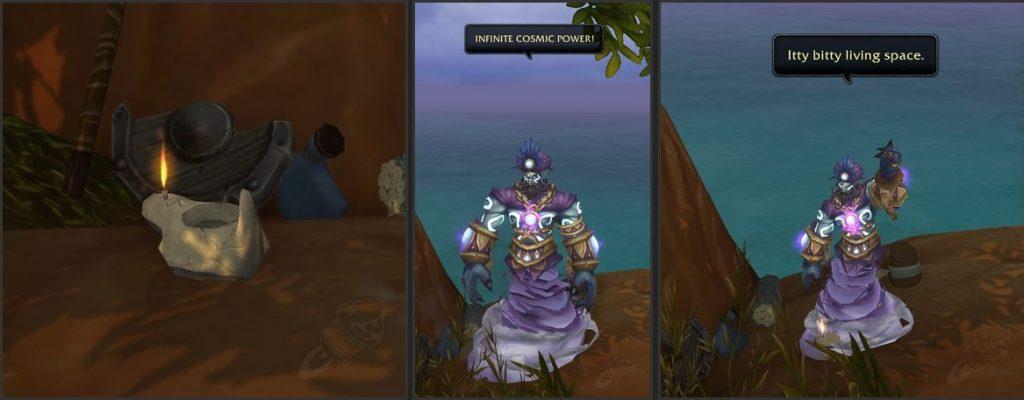 World of Warcraft: Robin Williams, vom Troll zum Djinn