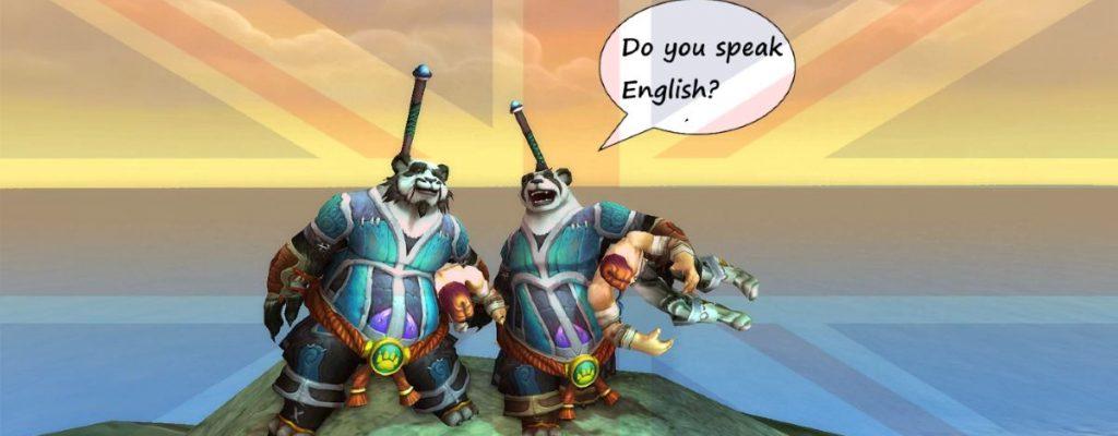 Studie: Mit MMOs lernt man spielend Englisch