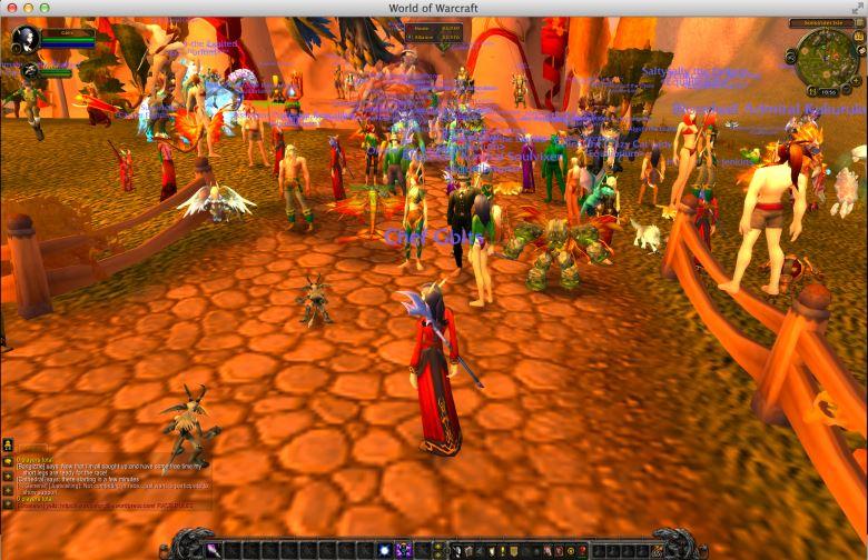World of Warcraft Event fuer Tabytha Armstrong