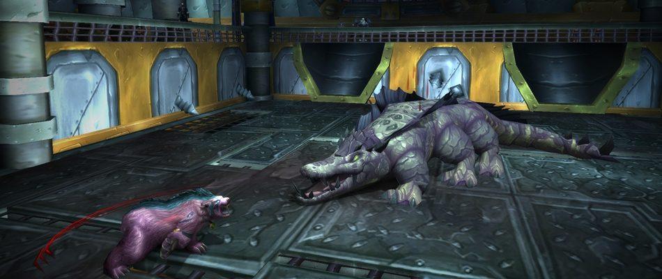 World of Warcraft: Kampfgilde stockt auf, baut aber nicht an