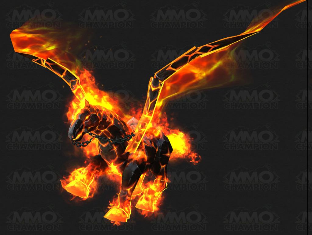World-of-Warcraft-Lavahorse