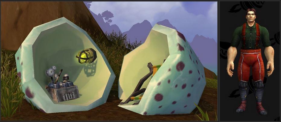 World of Warcraft - Robin als Mork