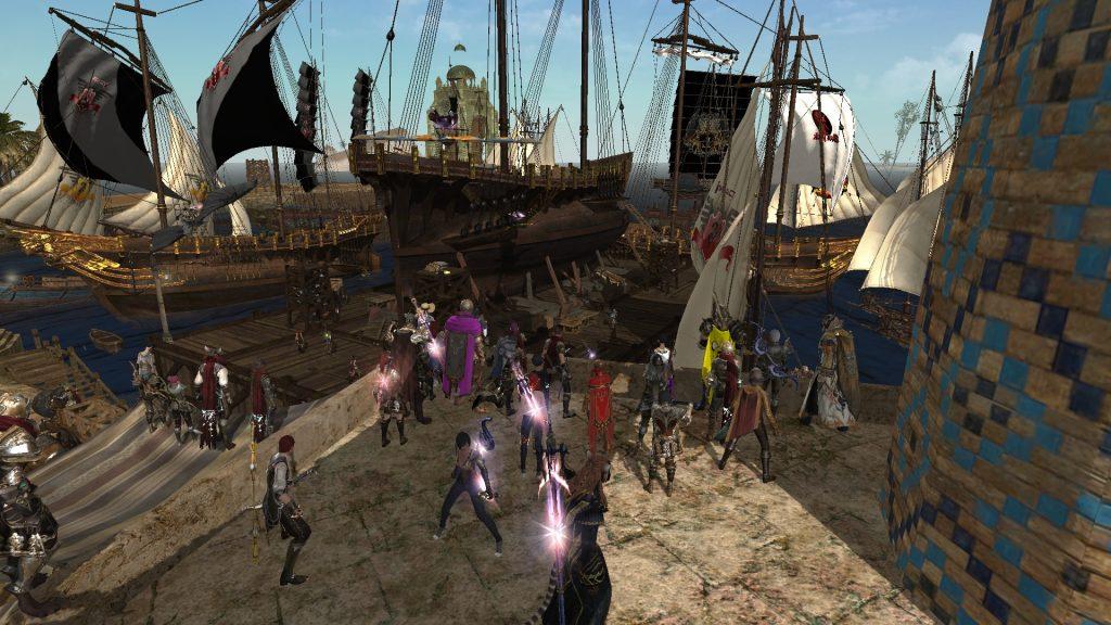 ArcheAge Black Pearl 3