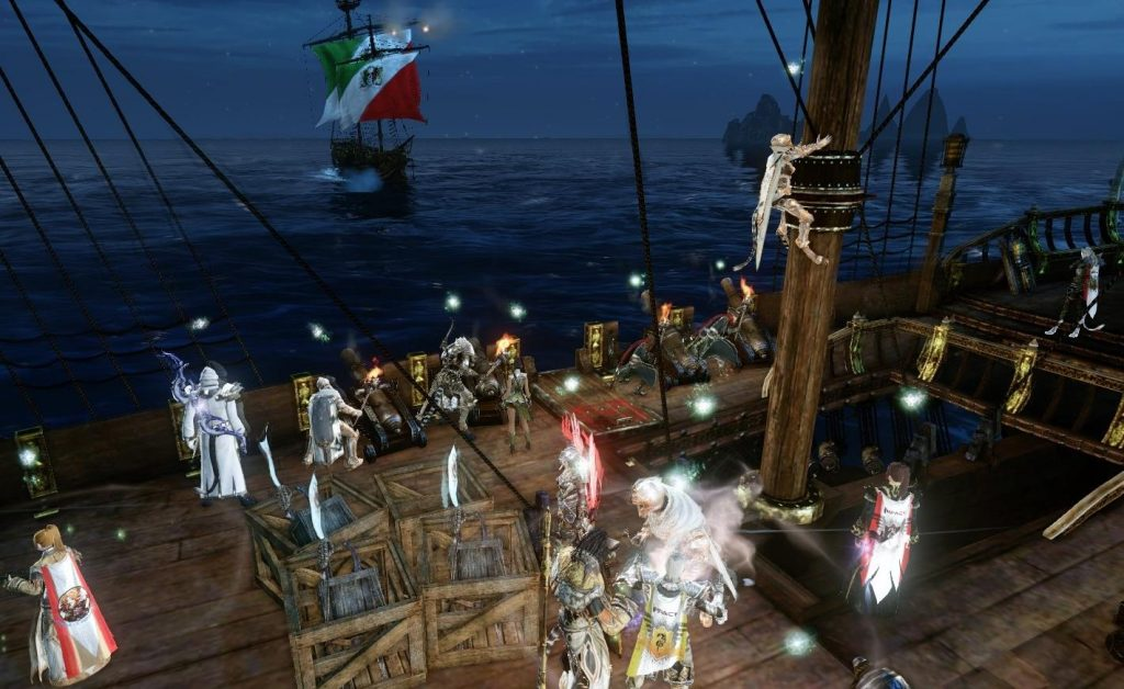 ArcheAge-Seeschlacht-Italian
