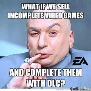 DLC Evil