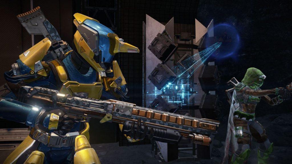Destiny 3v3