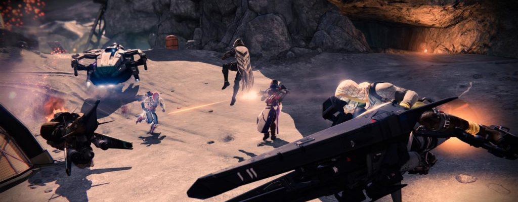 Destiny: Seht vorab die DLC-Schmelztiegel-Karten Pantheon und Cauldron