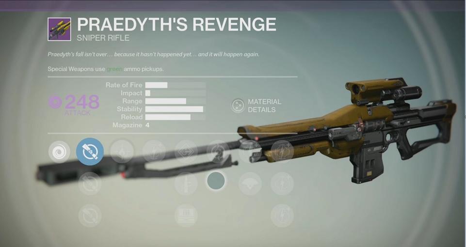 Destiny-Praedyth'srevenge