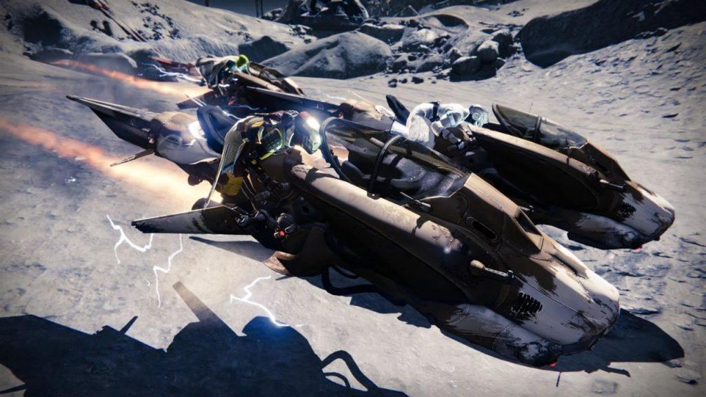 Destiny Screenshot Mount