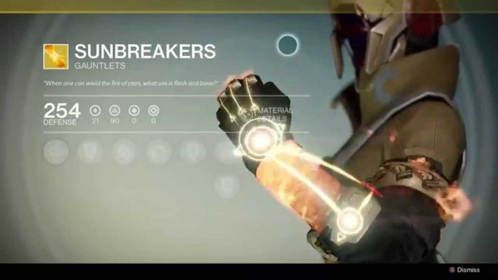 Destiny-Sunbreakers