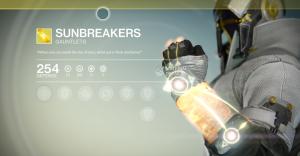 Destiny-Sunbreakers