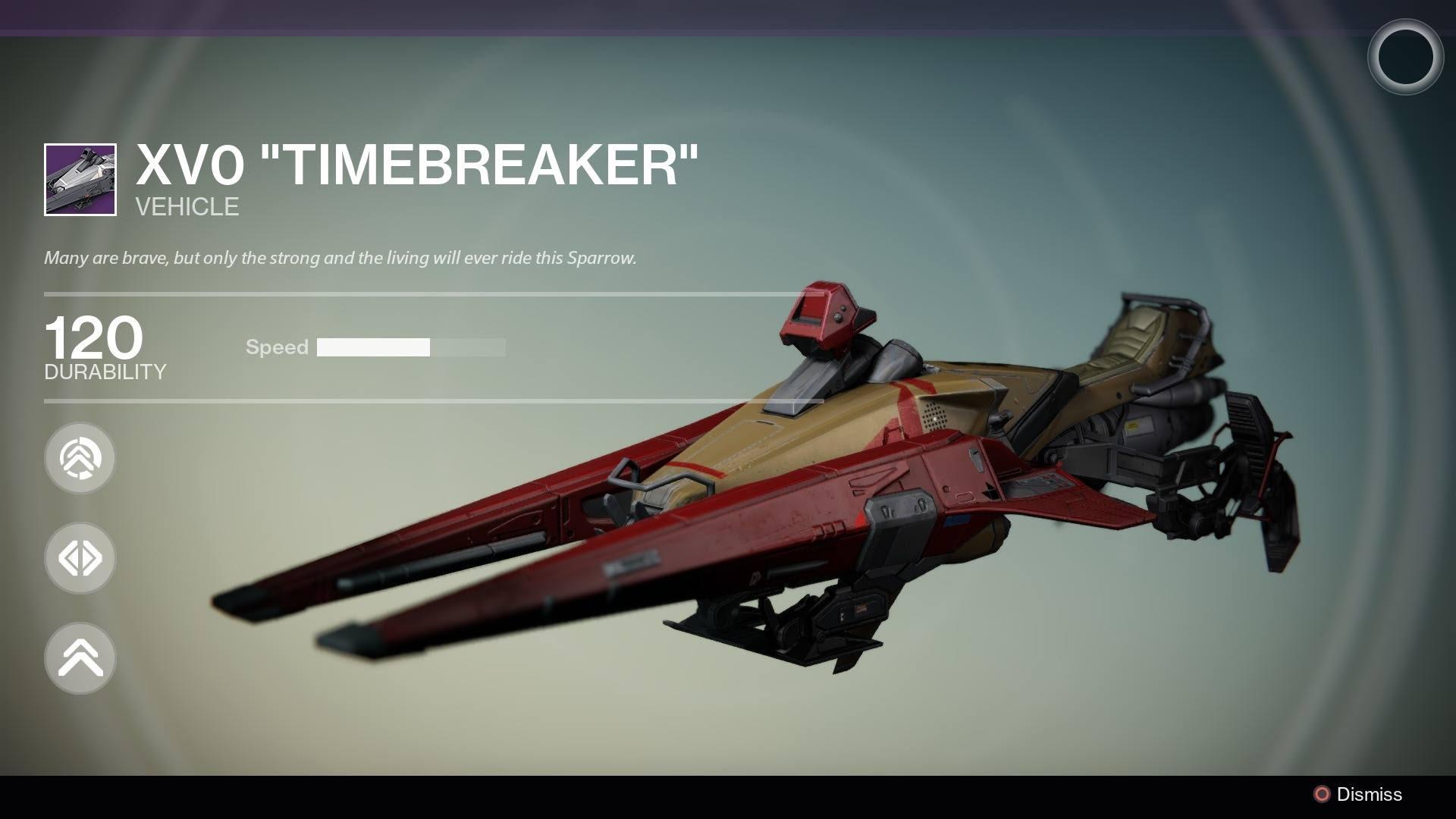 Destiny-Timebreaker