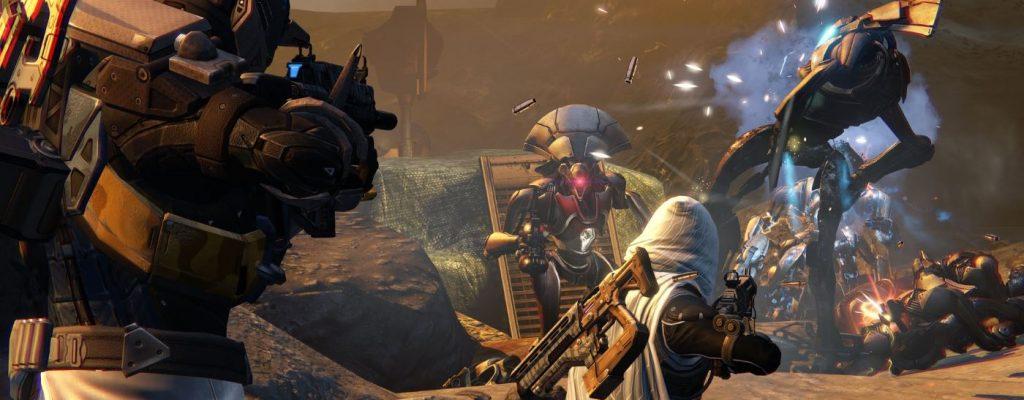 Destiny: Kann man einer Haftgranate davon teleportieren?