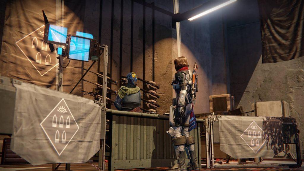 Destiny Waffenhandel