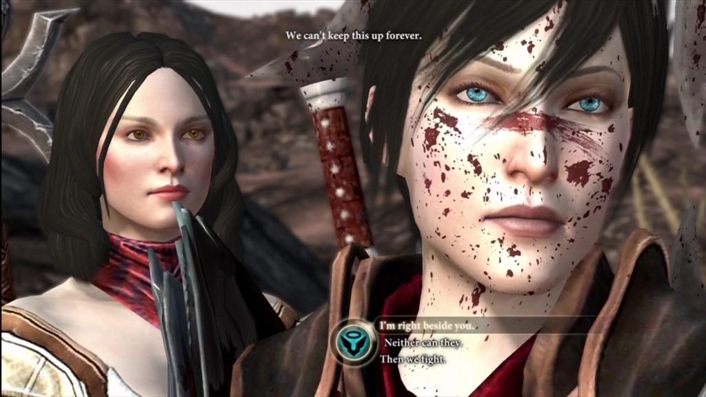 Dragon Age 2 Dialog