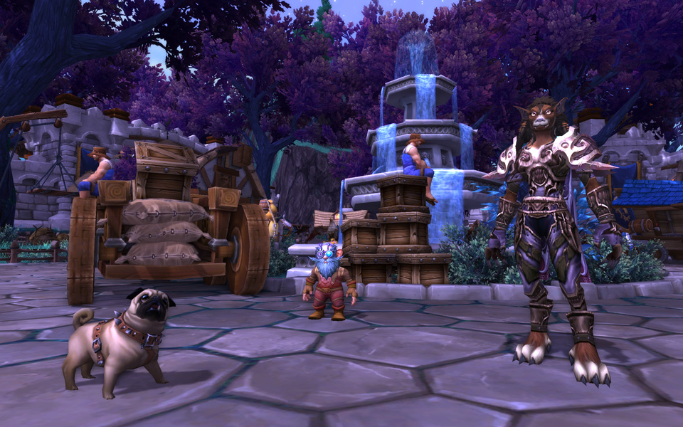 World of Warcraft: Garnison Follower