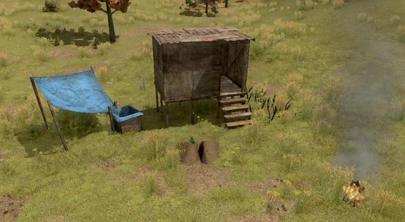 H1Z1-Hütte