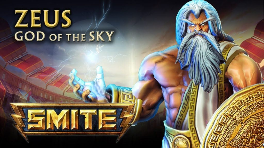 SMITE Giveaway Zeus