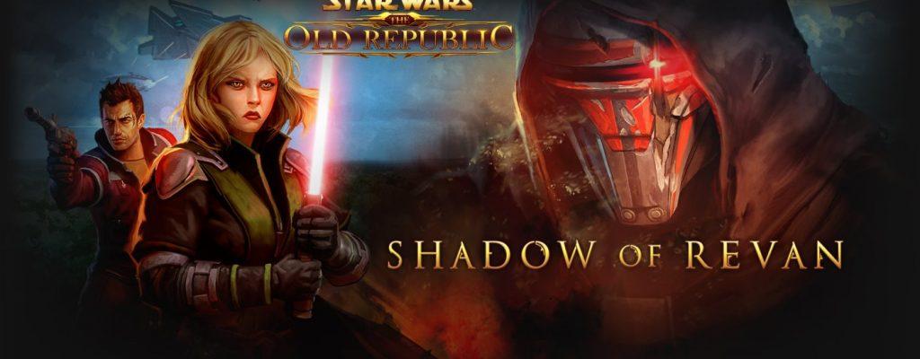 SWTOR: Shadow of Revan angekündigt, würgt Talentbäume ab