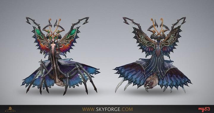 Skyforge-Illira