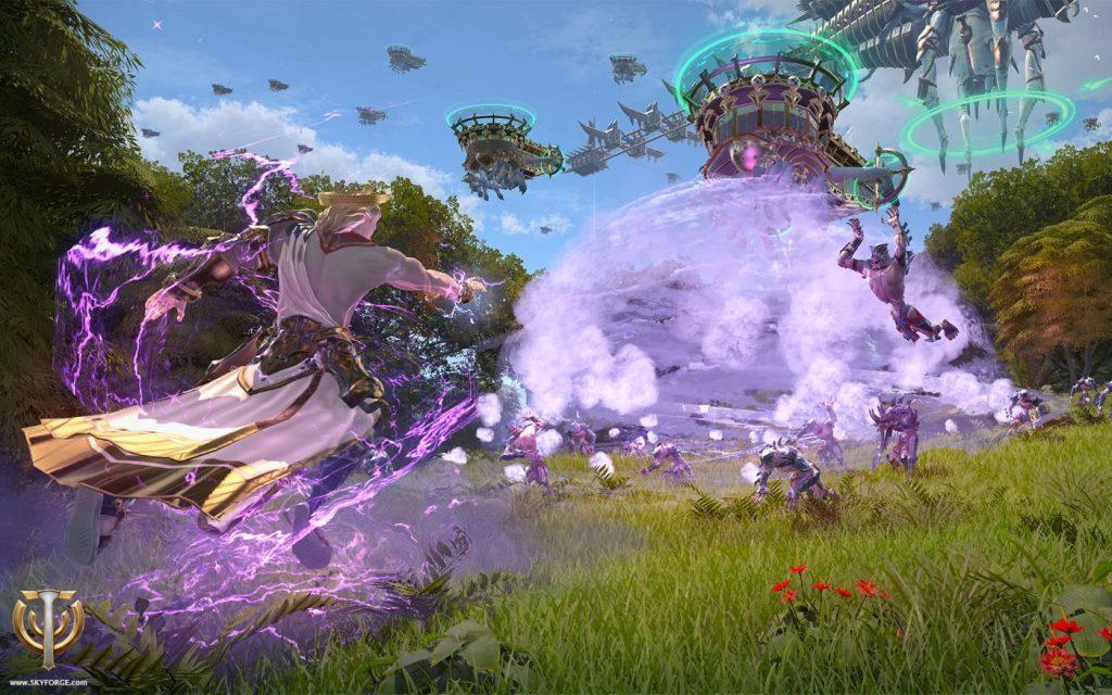 Skyforge Invasionen