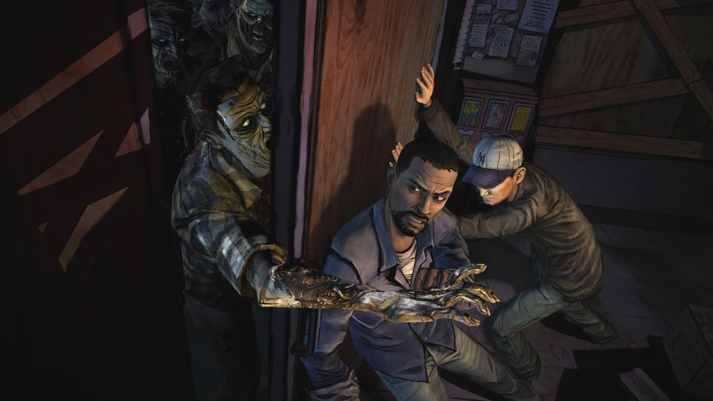 Walking Dead Game Zombies