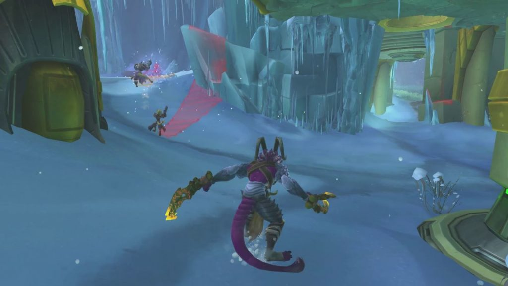 WildStar Icebox Arena