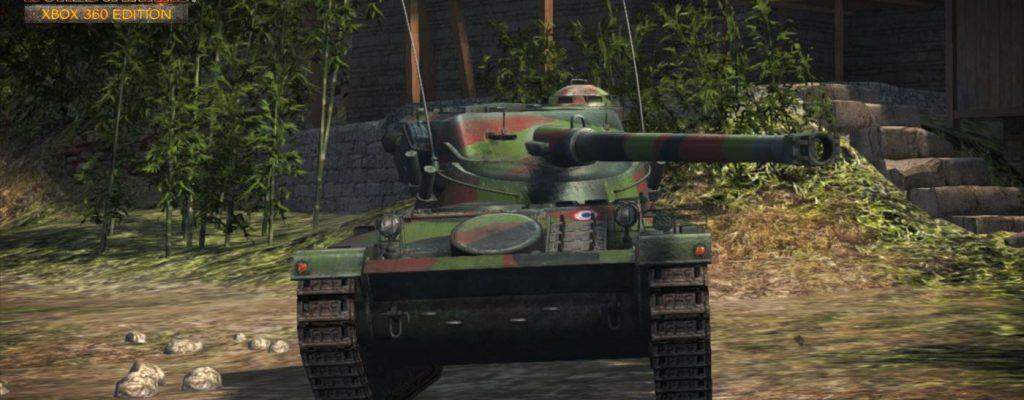 World of Tanks Xbox 360 Edition: Die Franzosen kommen