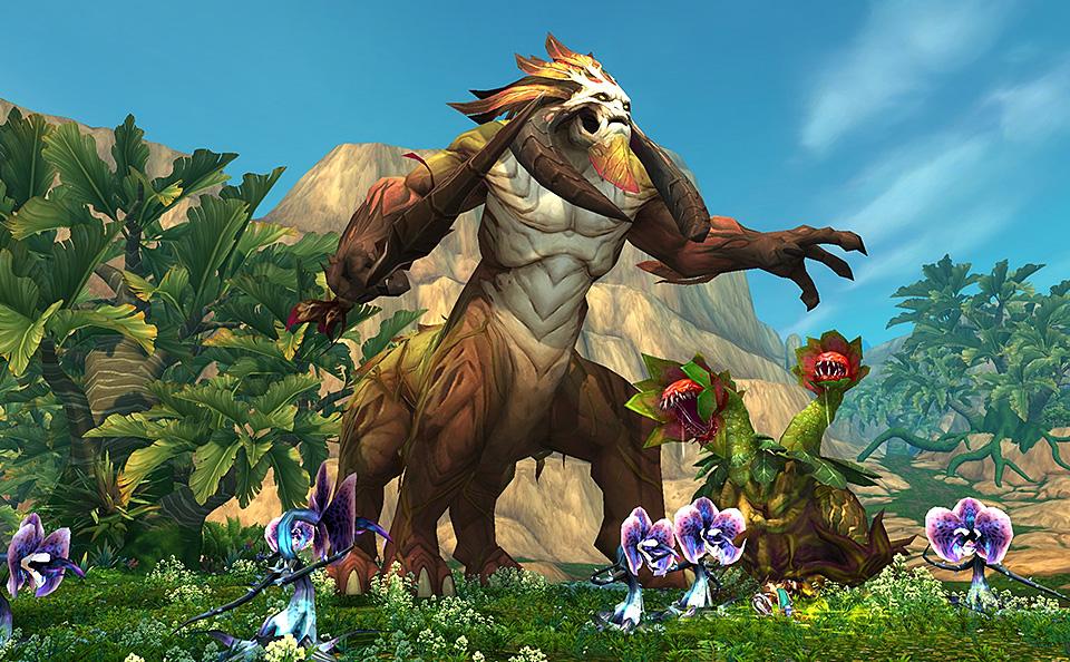 World of Warcraft - Genesaurier