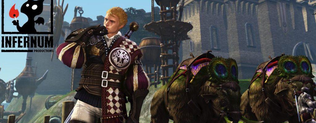 Dragon's Prophet: Infernum stellt Insolvenzantrag, wie geht es weiter?