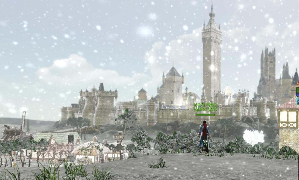 ArcheAge-Weihnachten