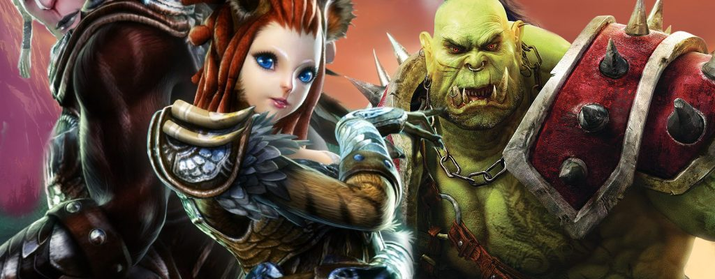 MMO Trends: ArcheAge nach World of Warcraft meistgespieltes MMO im Oktober