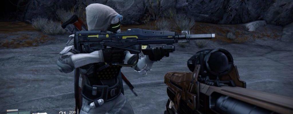 Destiny: Patch 1.0.3. erfordert massiven Download (Update: exotische Waffen unbeabsichtigt generft)