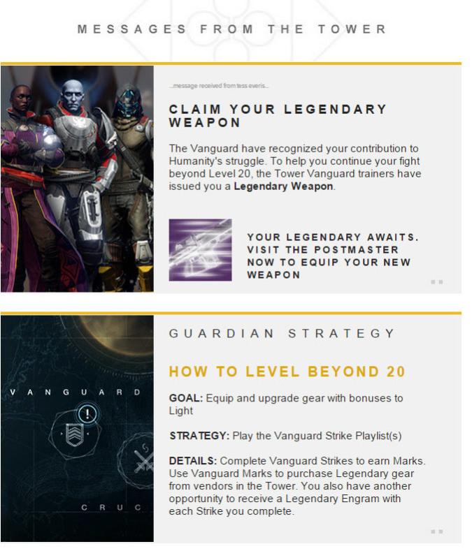 Destiny-High-Level-Mail