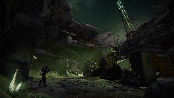 Destiny-Jovian-Complex