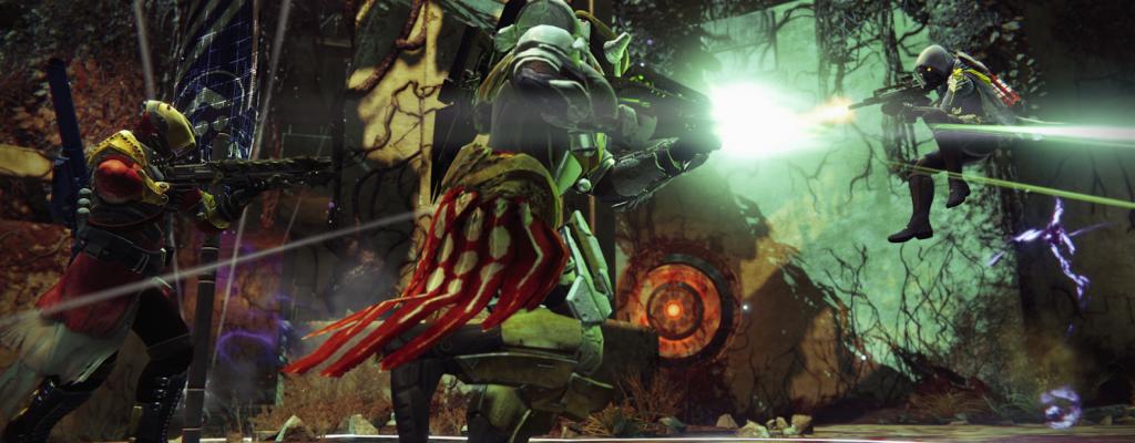 Destiny Weekly Update: Schnelleres und leichteres Aufwerten von exotischen Gegenständen als bisher