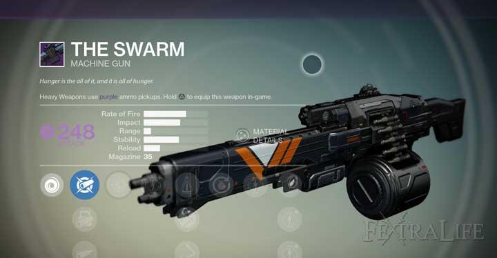 Destiny-Swarm